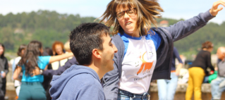 On the Sunny Side · Clases al aire libre